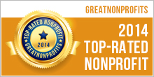 Great NonProfits Badge