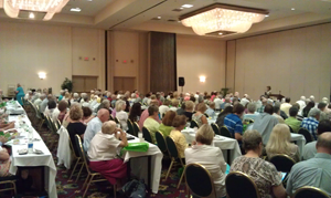Seminar crowd