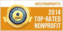 Great NonProfits Badge