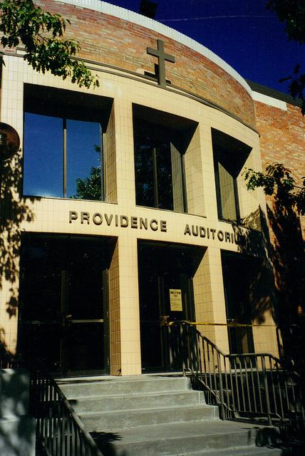 Providence Auditorium