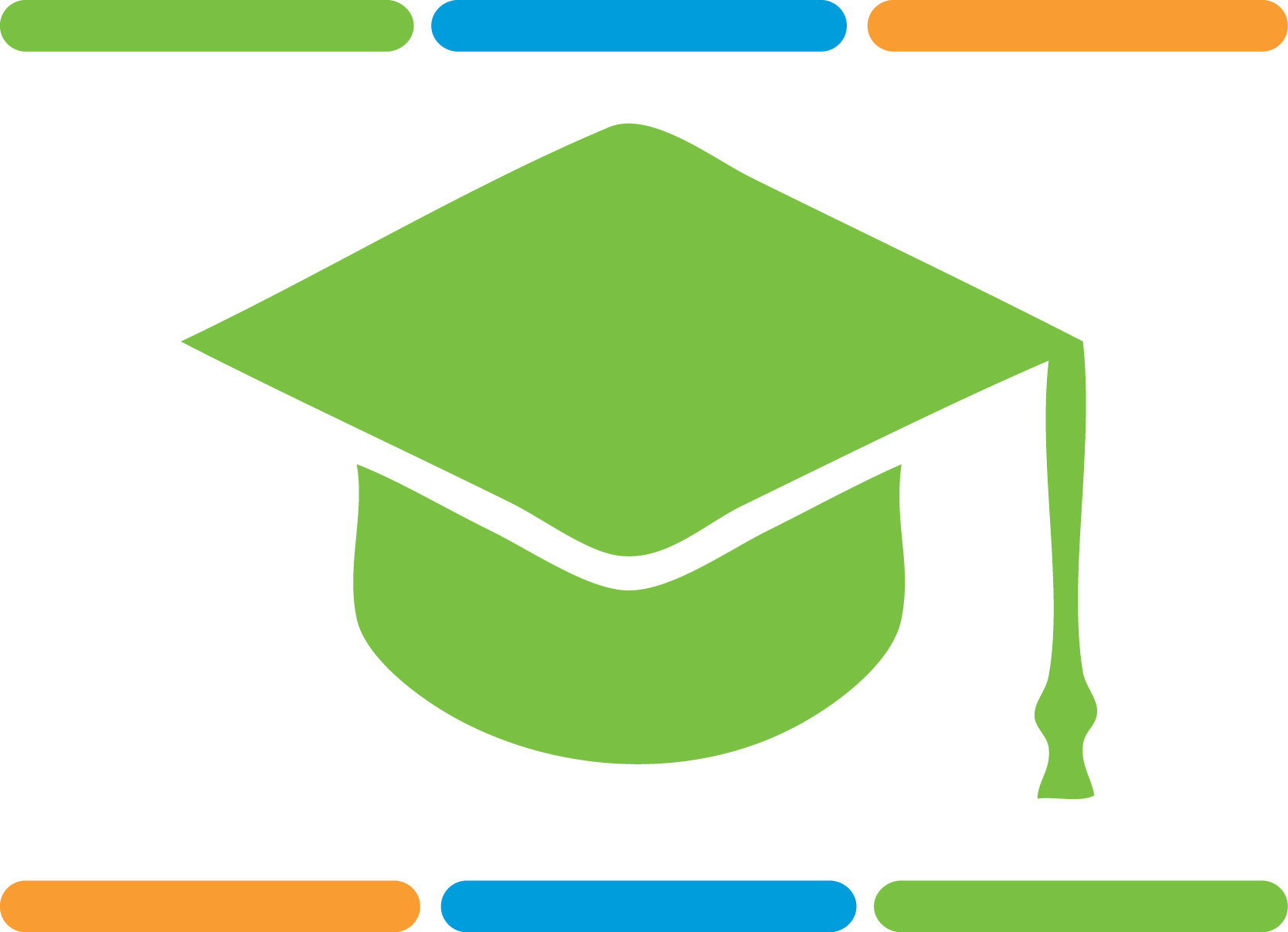 Scholarship Art Hat