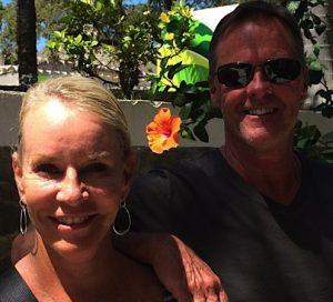 Steve and Debi