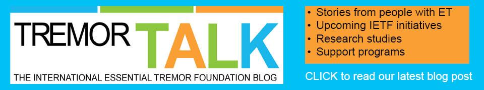 Tremor Talk Blog