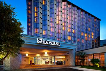 Sheraton in Dallas