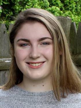 Photo of Deirdre Maciak, fall 2018 IETF Scholarship Recipient