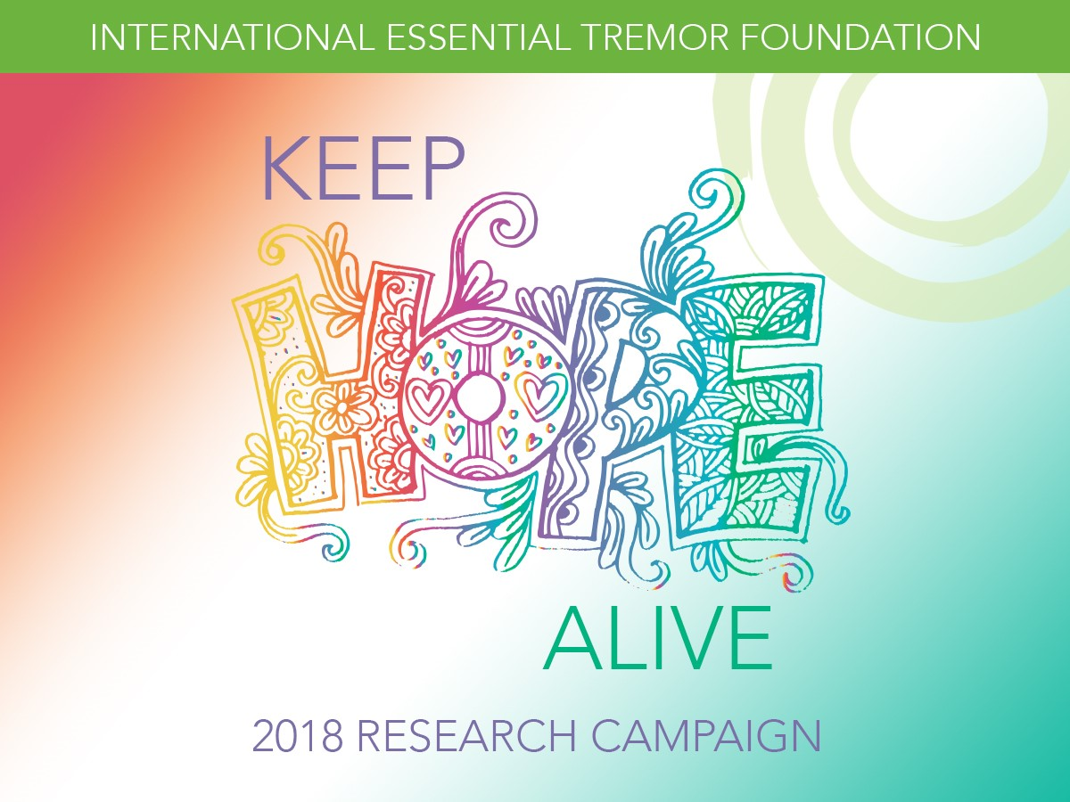 Keep Hope Alive Research Banner art