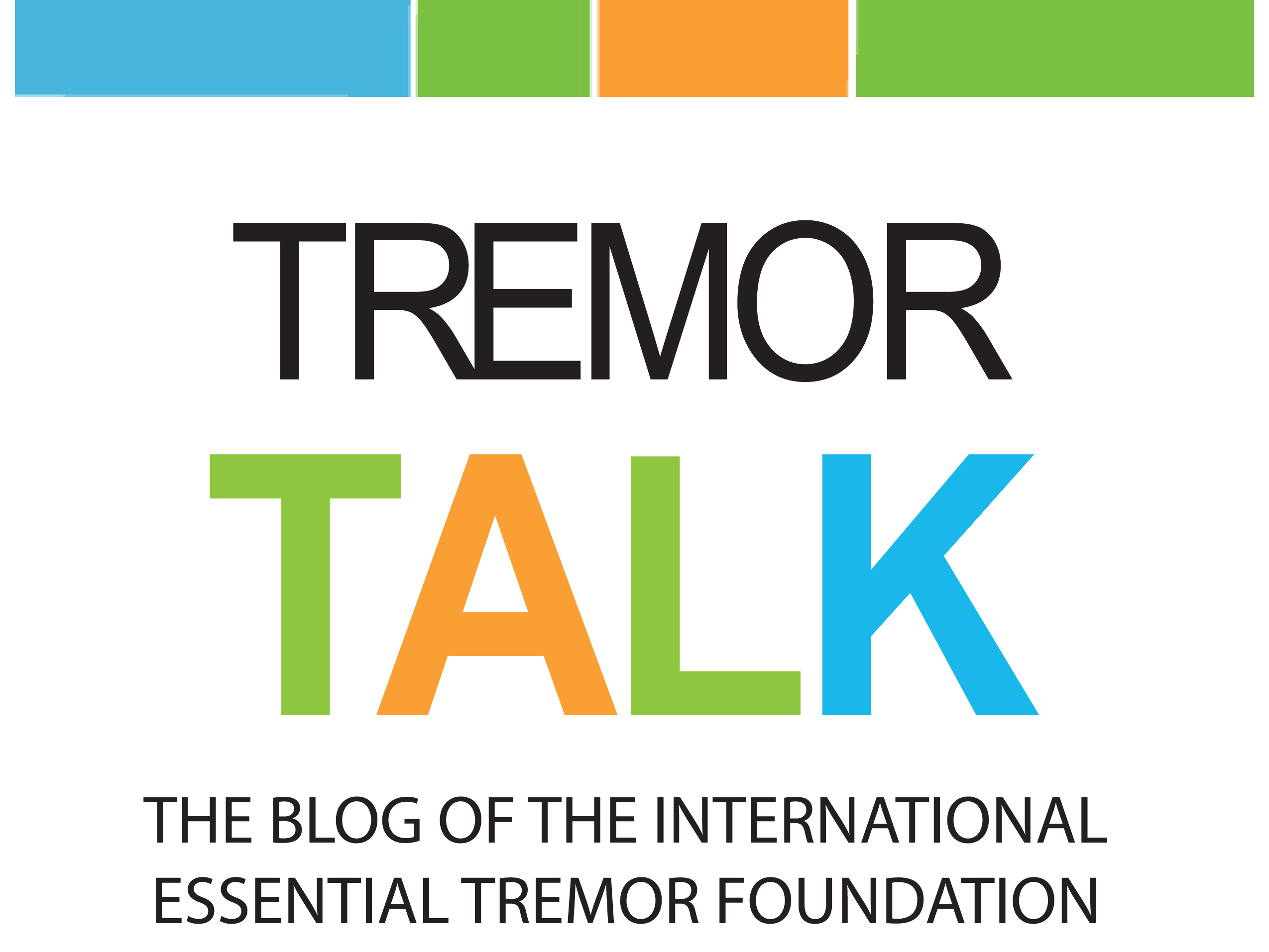 Tremor Talk Blog box