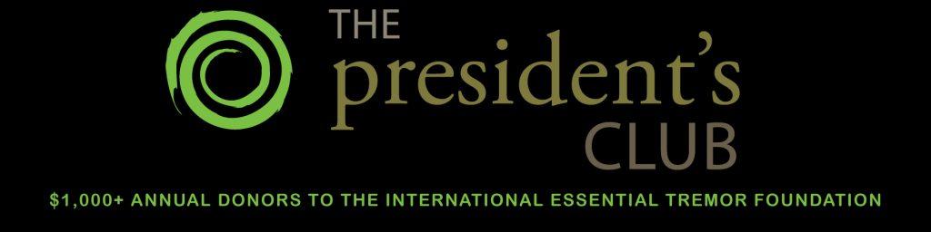 President's Club Banner