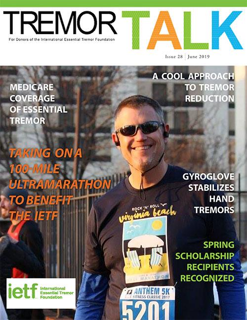 Tremor Talk Sept 2018 cover