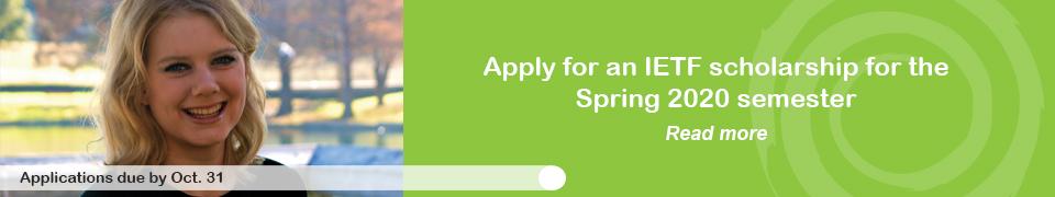 Spring 202 Scholarship Deadline